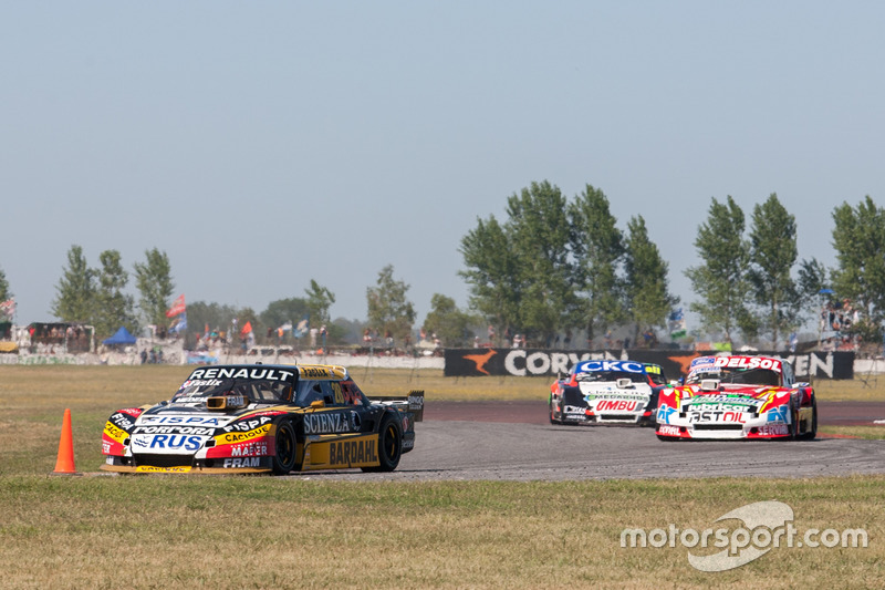 Emiliano Spataro, Renault Sport Torino, Juan Pablo Gianini, JPG Racing Ford, Sebastian Diruscio, UR Racing Dodge