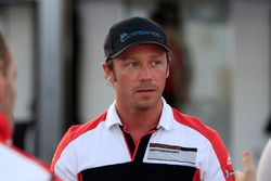 #912 Porsche Team North America Porsche 911 RSR: Patrick Pilet