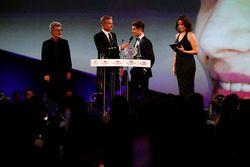 David Coulthard interviews National Driver of the Year Award, Lando Norris