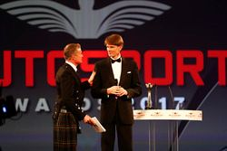 David Coulthard interviews Marcus Gronholm