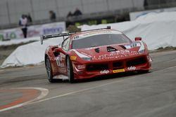 Maurizio Pitorri, 488 Challenge, Best Lap