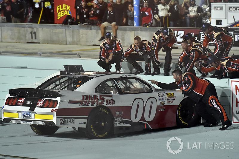 NASCAR Xfinity Series - Homestead - Cole Custer