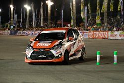Toyota Team Indonesia, Toyota Agya