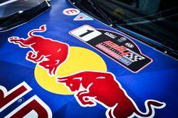 Ford Fiesta WRC, M-Sport Red Bull logo