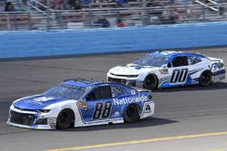Alex Bowman, Hendrick Motorsports, Chevrolet Camaro Nationwide, Jeffrey Earnhardt, StarCom Racing, C