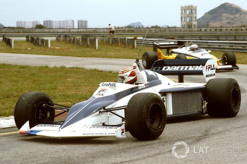 1983 - GP do Brasil