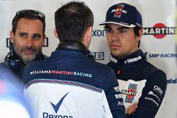Robert Kubica, Williams y Lance Stroll, Williams