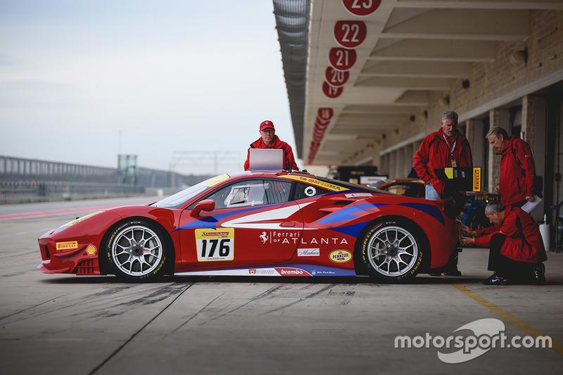 Ferrari Of Atlanta >> 176 Ferrari Of Atlanta Ferrari 488 Lance Cawley At Austin