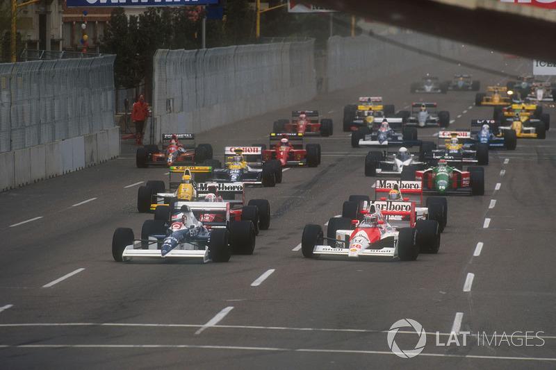 Die Formel-1-Saison 1990