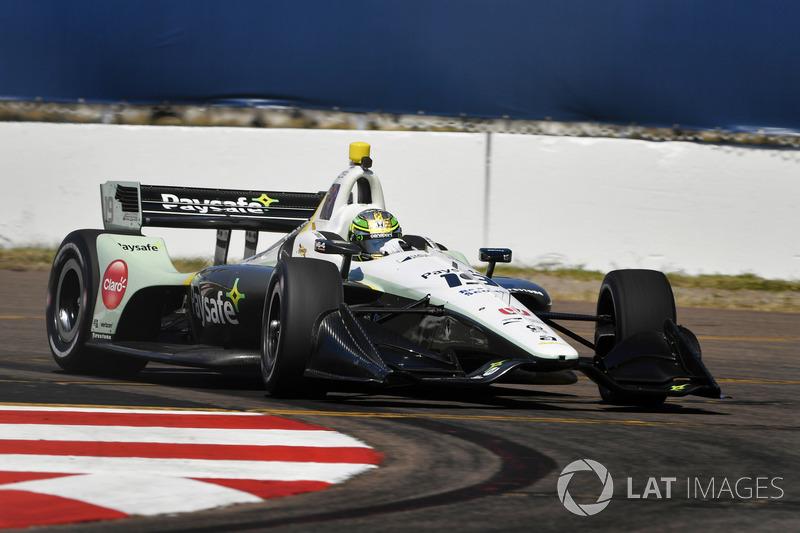 Zachary Claman DeMelo, Dale Coyne Racing Honda