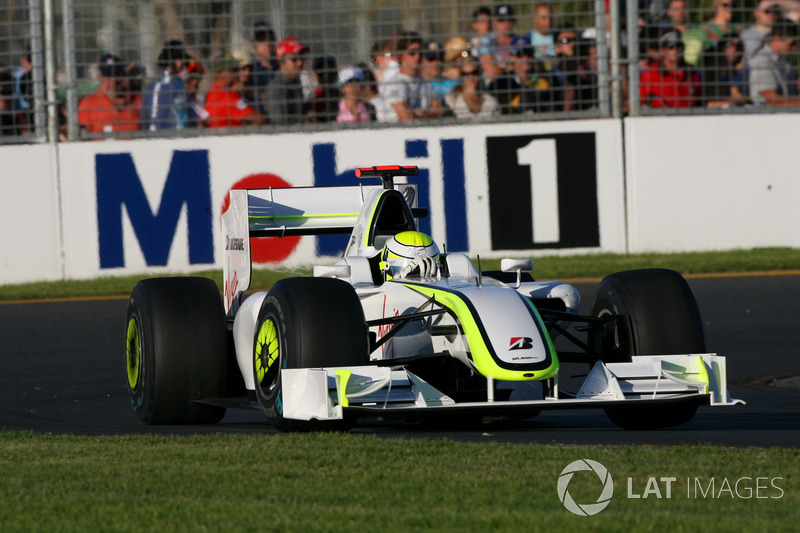 2009: Jenson Button, Brawn-Mercedes BGP 001