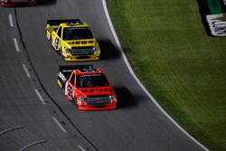 Grant Enfinger, ThorSport Racing Toyota, Cody Coughlin, ThorSport Racing Toyota