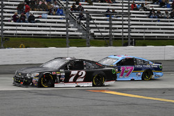Cole Whitt, TriStar Motorsports Chevrolet, Ricky Stenhouse Jr., Roush Fenway Racing Ford