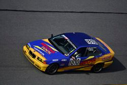 #810 MP3B BMW 325, David Tuaty, David Leira, TLM USA