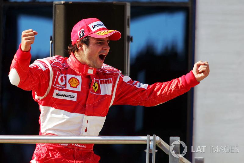 Felipe Massa (11 vitórias)