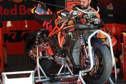 Brad Binder, Red Bull KTM Ajo Red Bull KTM Ajo