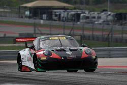Pfaff Motorsports Porsche 911 GT3 R: Scott Hargrove, Wolf Henzler
