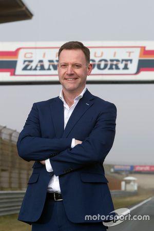 Robert van Overdijk, algemeen directeur Circuit Zandvoort