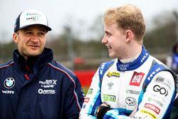 Colin Turkington, WSR BMW and Ashley Sutton, Team BMR Subaru Levorg
