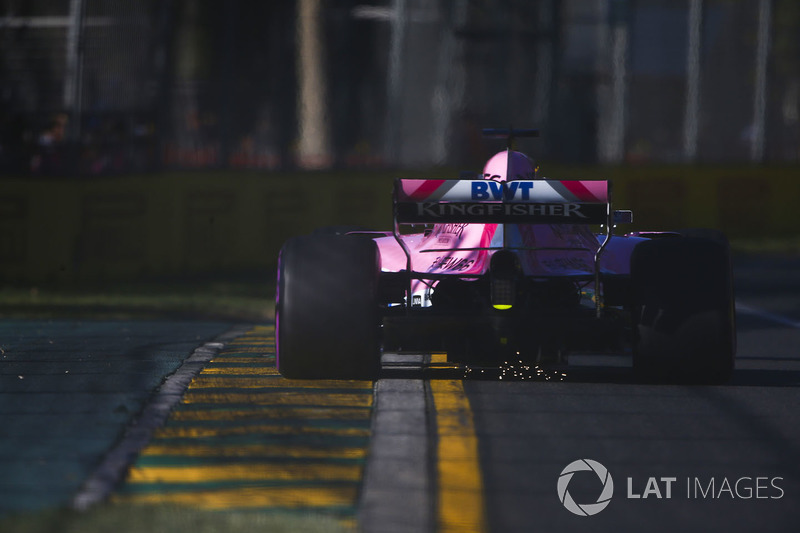 FORCE INDIA: Perez 1 x 0 Ocon