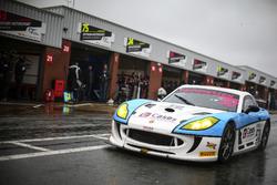 #50 HHC Motorsport Ginetta G55 GT4: Mike Newbould, Will Burns