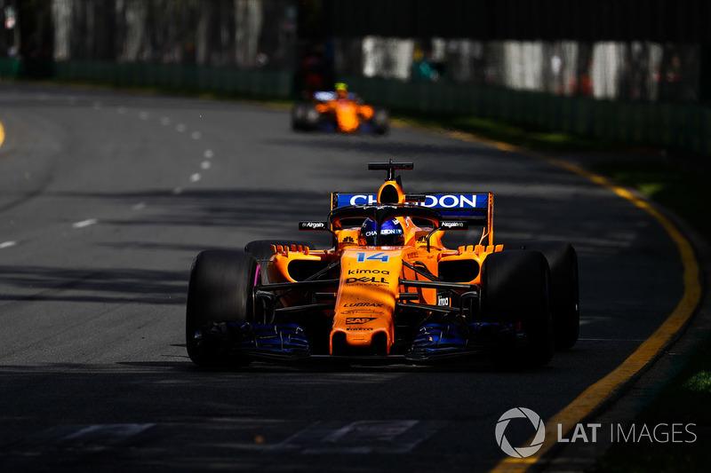 Фернанадо Алонсо закончил гонку в топ-5 впервые с Гран При США-2016. Стоффель Вандорн стал девятым – для McLaren это стало первым двойным финишем в очках с Гран При Венгрии-2017