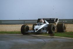 Nelson Piquet, Brabham BT53 recupera da un testacoda