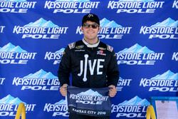 Ganador de la pole John Wes Townley, Athenian Motorsports Chevrolet
