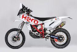Moto di CS Santosh, Hero MotoSports Team Rally