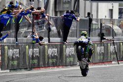 Valentino Rossi, Yamaha Factory Racing, termine en deuxième position
