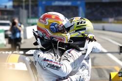 Augusto Farfus, BMW Team MTEK, BMW M4 DTM and Timo Glock, BMW Team RMG, BMW M4 DTM