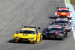 Timo Glock, BMW Team RMG, BMW M4 DTM; Daniel Juncadella (ESP) Mercedes-AMG Team HWA, Mercedes-AMG C6