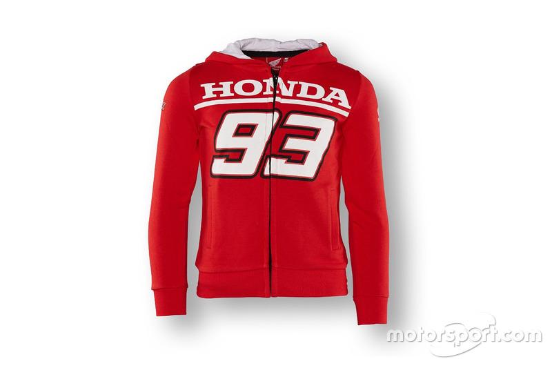 Veste à capuche Honda Marc Marquez
