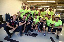 Platz 3: Daniel Ricciardo, Red Bull Racing