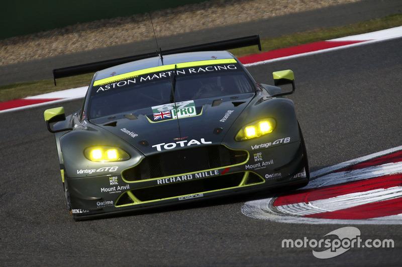 7. LMGTE-Pro: #97 Aston Martin Racing, Aston Martin Vantage GTE