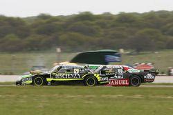 Mauro Giallombardo, Alifraco Sport Ford, Pedro Gentile, JP Racing Chevrolet