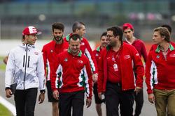 Pierre Gasly, Prema Racing en Antonio Giovinazzi, Prema Racing