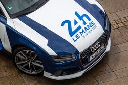 24 Hours of Le Mans Audi safety car