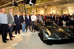 David King, Vice President & Chief Special Operations Officer, Aston Martin Lagonda Ltd, Marek Reich
