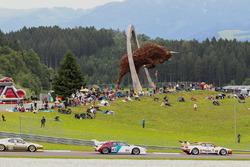 La course des légendes de BMW M1 Procar