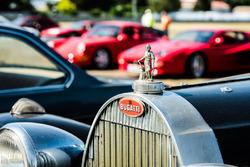 Detail: Bugatti