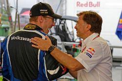 Яри-Матти Латвала, Volkswagen Polo WRC, Volkswagen Motorsport, и руководитель Volkswagen Motorsport