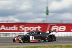 #2 Belgian Audi Club Team WRT, Audi R8 LMS: Michael Meadows, Stuart Leonard