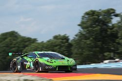 #16 Change Racing, Lamborghini Huracan GT3: Spencer Pumpelly, Corey Lewis