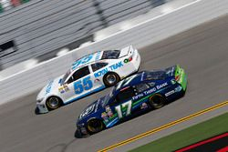 Ricky Stenhouse Jr., Roush Fenway Racing Ford, Reed Sorenson, Toyota