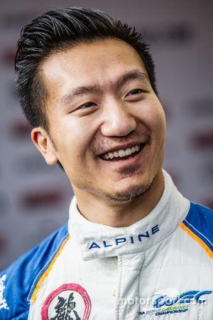 #35 Baxi DC Racing, Alpine A460 Nissan: David Cheng
