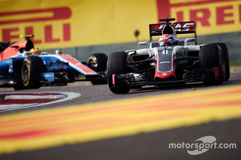 Pire résultat de la carrière de Romain Grosjean