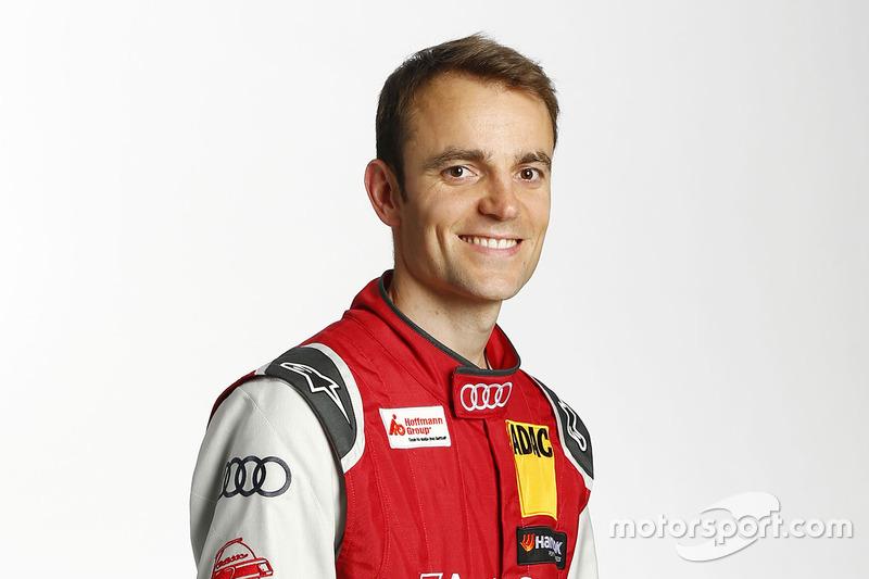 Jamie Green, Rosberg-Audi