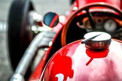 Detail, Historische Formelwagen