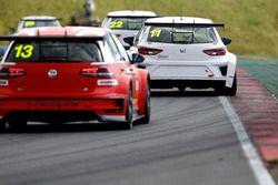 Jürgen Schmarl, Target Competition, SEAT Leon Cup Racer